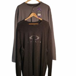 Oakley and NWT Free Country long sleeve XXL